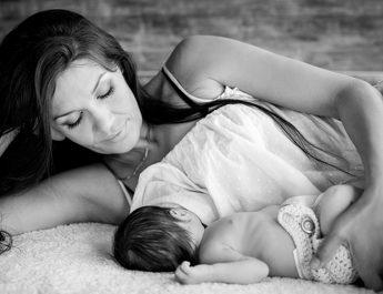Luxury Lingerie for Nursing Mums by Katherine Hamilton Intimates