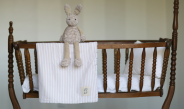 Hope and Fortune baby blankets