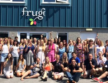 Little clothes, big change with Frugi