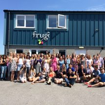 Frugi Recognised for Commitment to Healthy Workplace