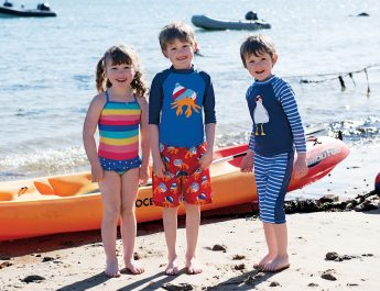 Summer of Scillyness with Frugi
