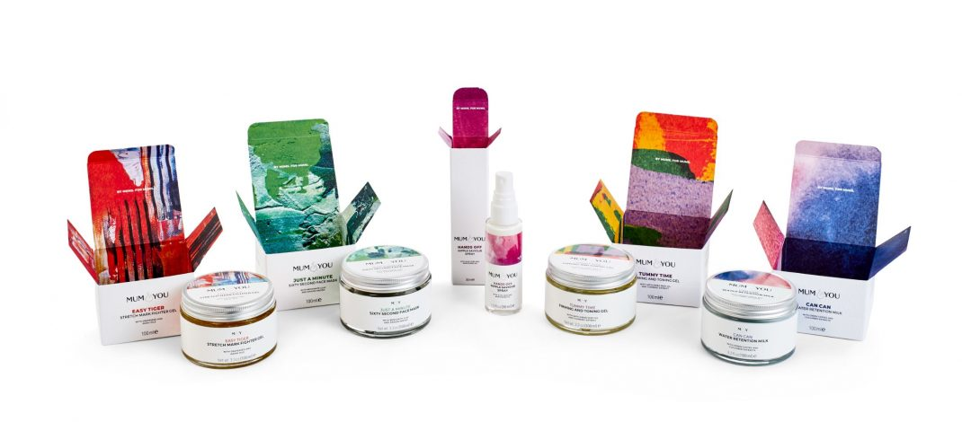 NEW COMPLETE SKINCARE RANGE GIVES BUSY MUMS A LIFT…