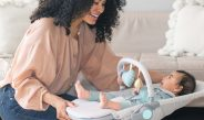 aden + anais launch 3-in-1 transition seat